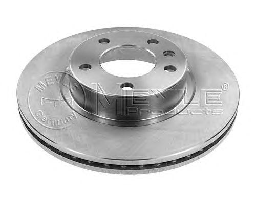 Тормозной диск MEYLE 615 521 6010