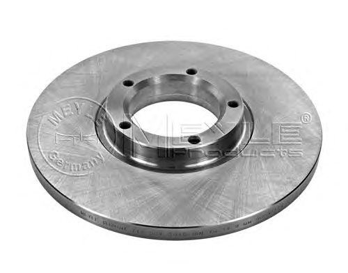 Тормозной диск MEYLE 715 521 7010