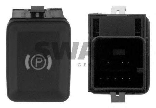 Выключатель, сигнализатор включения ручного тормоза SWAG 30 93 7606