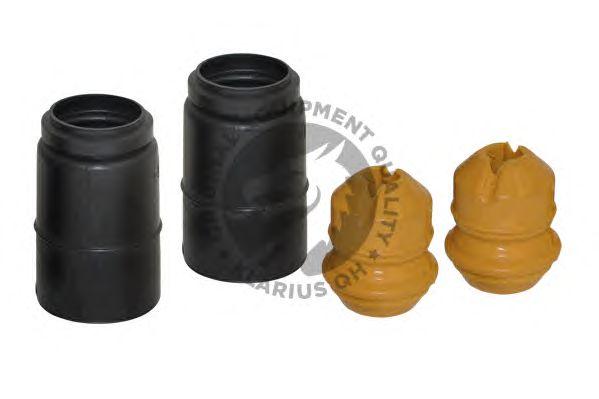 Пылезащитный комплект, пыльник, отбойник QH International 300045