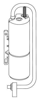 Осушитель кондиционера NRF 33201
