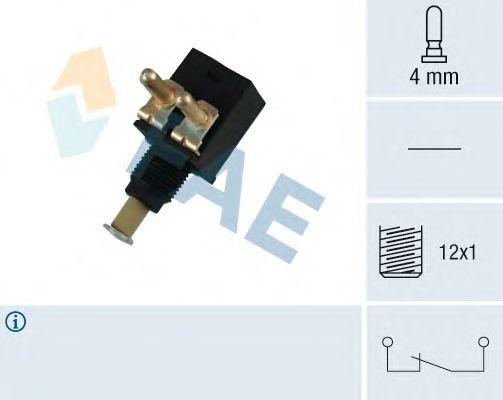 Выключатель фонаря сигнала торможения FAE 25020