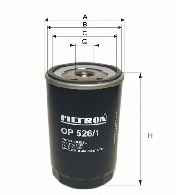 Масляный фильтр FILTRON OP575/1