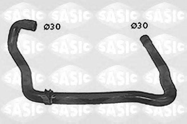 Шланг радиатора SASIC SWH0484