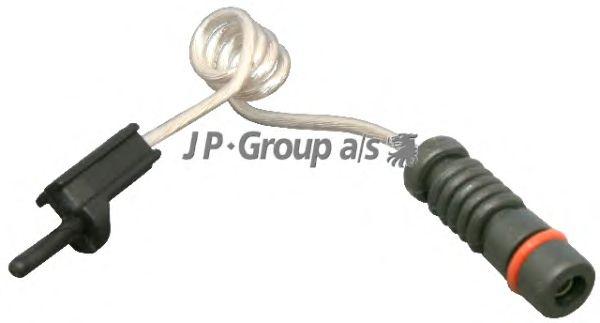 Датчик, износ тормозных колодок JP GROUP 1197300100