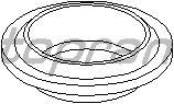Прокладка, труба выхлопного газа TOPRAN 103 459