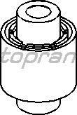 Подвеска TOPRAN 110 144 (рычаг независимой подвески колеса, корпус колесного подшипника)
