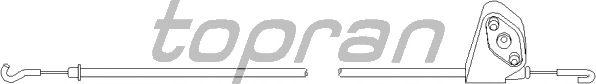 Система управления ручки двери TOPRAN 109 075