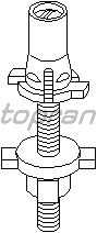 Кронштейн, основная фара TOPRAN 102 940