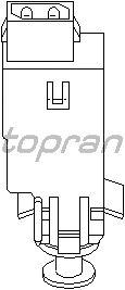 Выключатель фонаря сигнала торможения TOPRAN 500 497