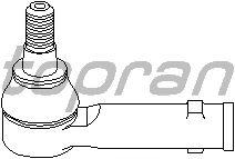 Наконечник рулевой тяги TOPRAN 301 396