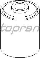 Втулка, листовая рессора TOPRAN 301 537