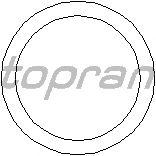 Прокладка термостата TOPRAN 207 484