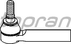 Наконечник рулевой тяги TOPRAN 720 428