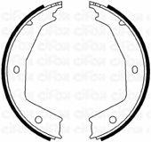 Тормозные колодки ручника CIFAM 153-331