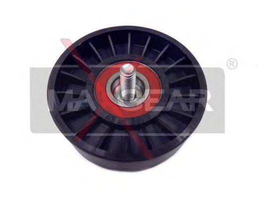 Направляющий / паразитный ролик  поликлинового ремня MAXGEAR 54-0326