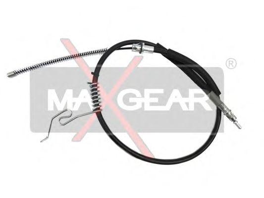 Трос ручника MAXGEAR 32-0262