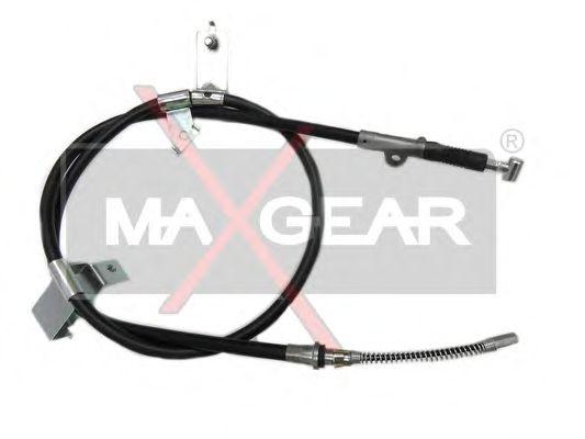 Трос ручника MAXGEAR 32-0278