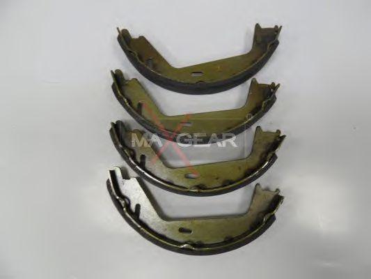 Тормозные колодки ручника MAXGEAR 19-0324