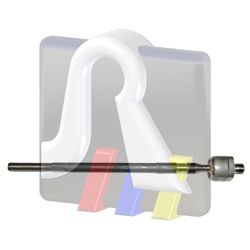 Рулевая тяга RTS 92-90195