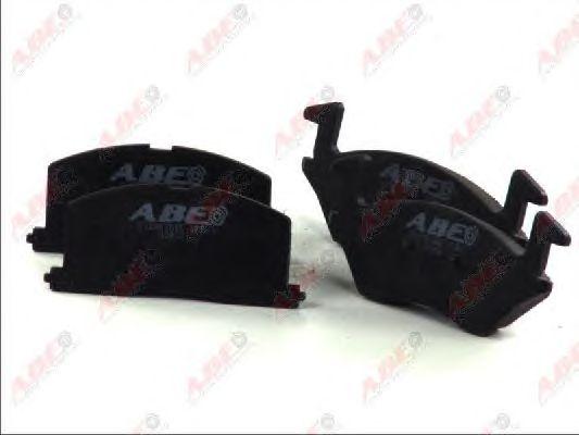 Тормозные колодки ABE C12057ABE