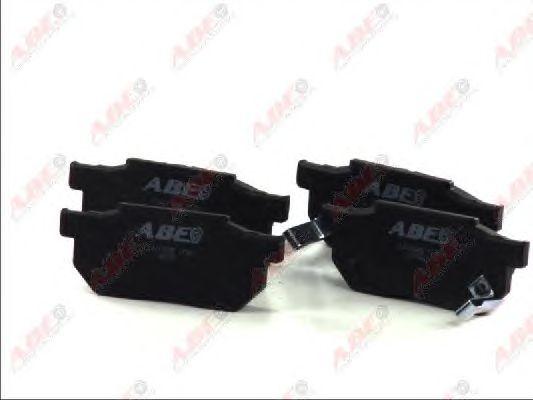 Тормозные колодки ABE C14019ABE