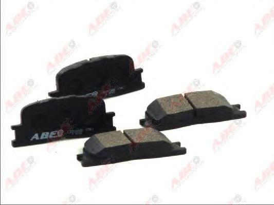 Тормозные колодки ABE C22030ABE