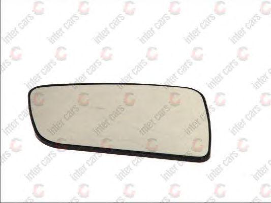 Стекло зеркала заднего вида BLIC 6102-02-1221237P