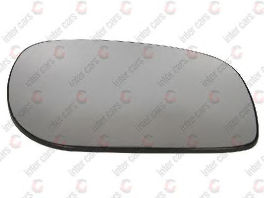 Стекло зеркала заднего вида BLIC 6102-02-1221922
