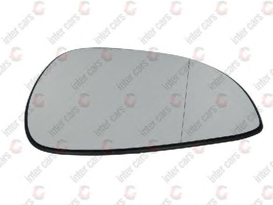 Стекло зеркала заднего вида BLIC 6102-02-1271392P