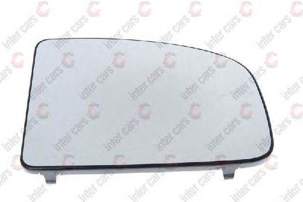 Стекло зеркала заднего вида BLIC 6102-02-1291920P