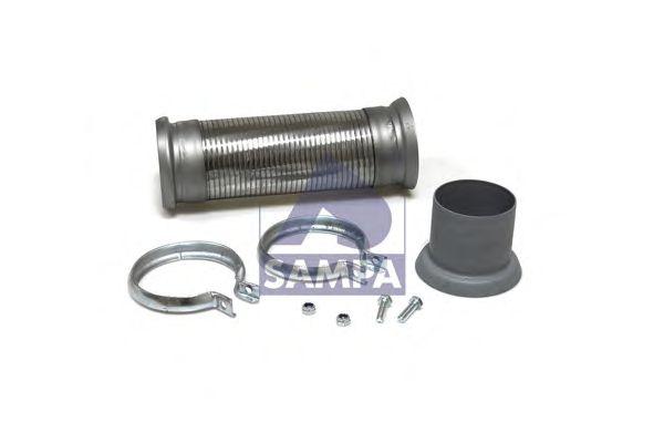Рем. комплект, труба выхлопного газа SAMPA 010.662