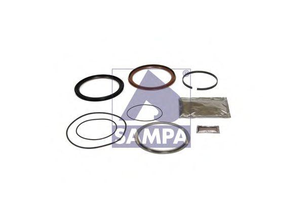 Ремкомплект, ступица колеса SAMPA 075.591