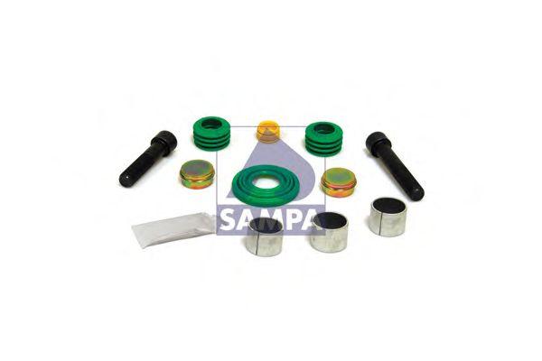 Ремкомплект суппорта SAMPA 095.635