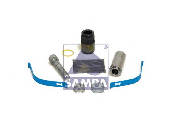 Ремкомплект суппорта SAMPA 095.728