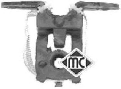 Буфер глушителя Metalcaucho 04422