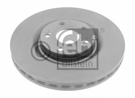 Тормозной диск FEBI BILSTEIN 24727
