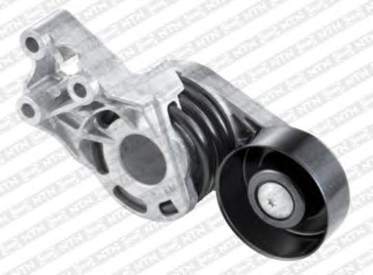 Натяжной ролик поликлинового ремня SNR GA357.20