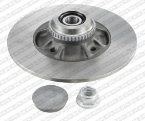 Тормозной диск SNR KF155.104U