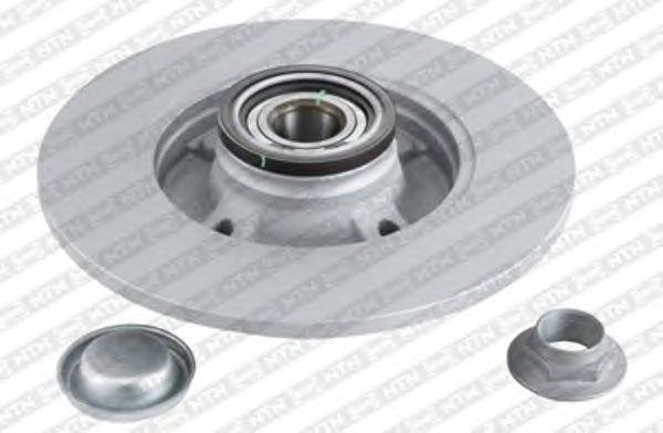 Тормозной диск SNR KF159.57U