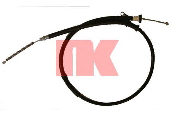 Трос ручника NK 9023126