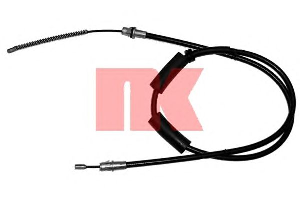 Трос ручника NK 902586