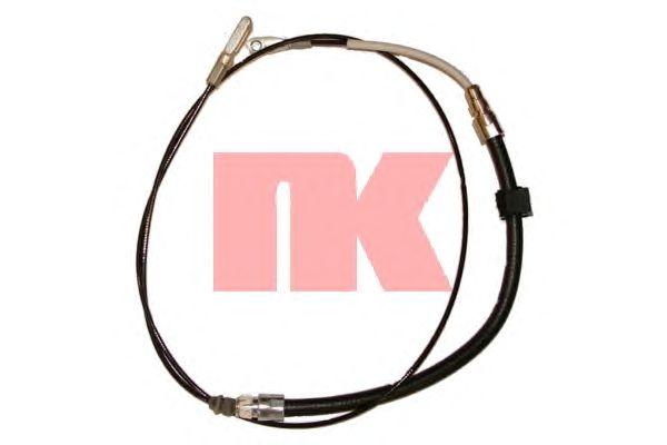 Трос ручника NK 903341