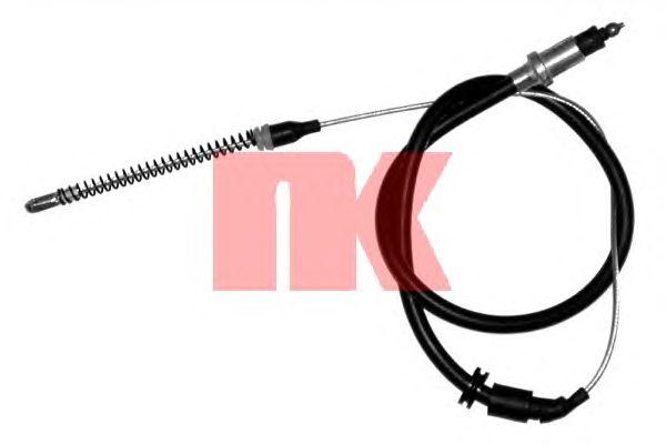 Трос ручника NK 903681
