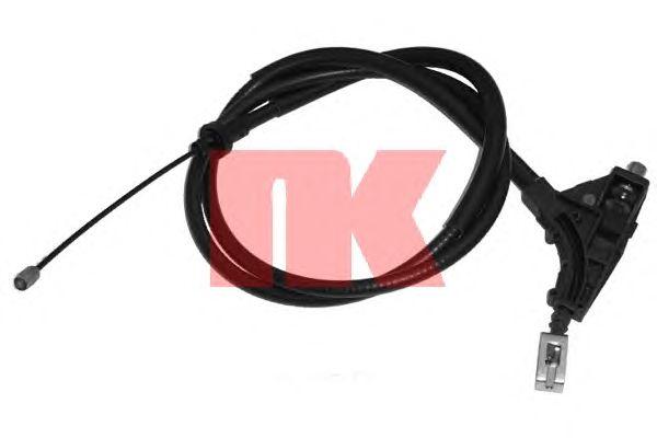 Трос ручника NK 903766