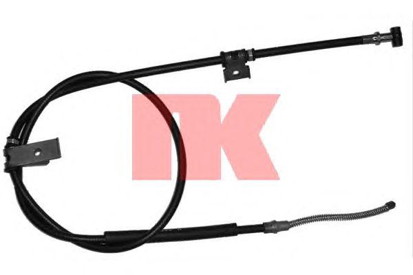 Трос ручника NK 905207
