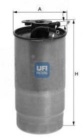 Топливный фильтр UFI 24.427.00