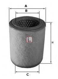 Воздушный фильтр SOFIMA S 7592 A