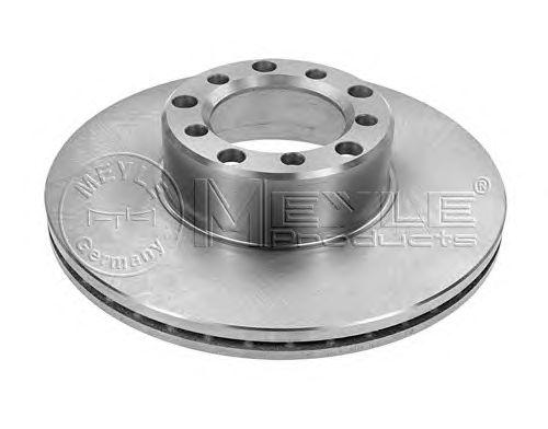 Тормозной диск MEYLE 015 521 2003