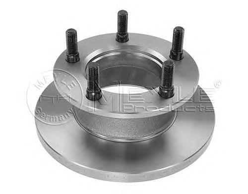 Тормозной диск MEYLE 015 521 2033